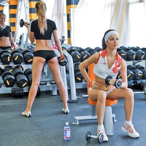 Фитнес-клубы Кубинки