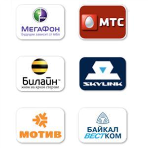 Операторы сотовой связи Кубинки