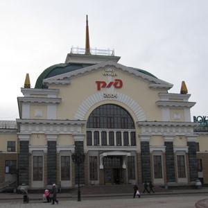 Железнодорожные вокзалы Кубинки